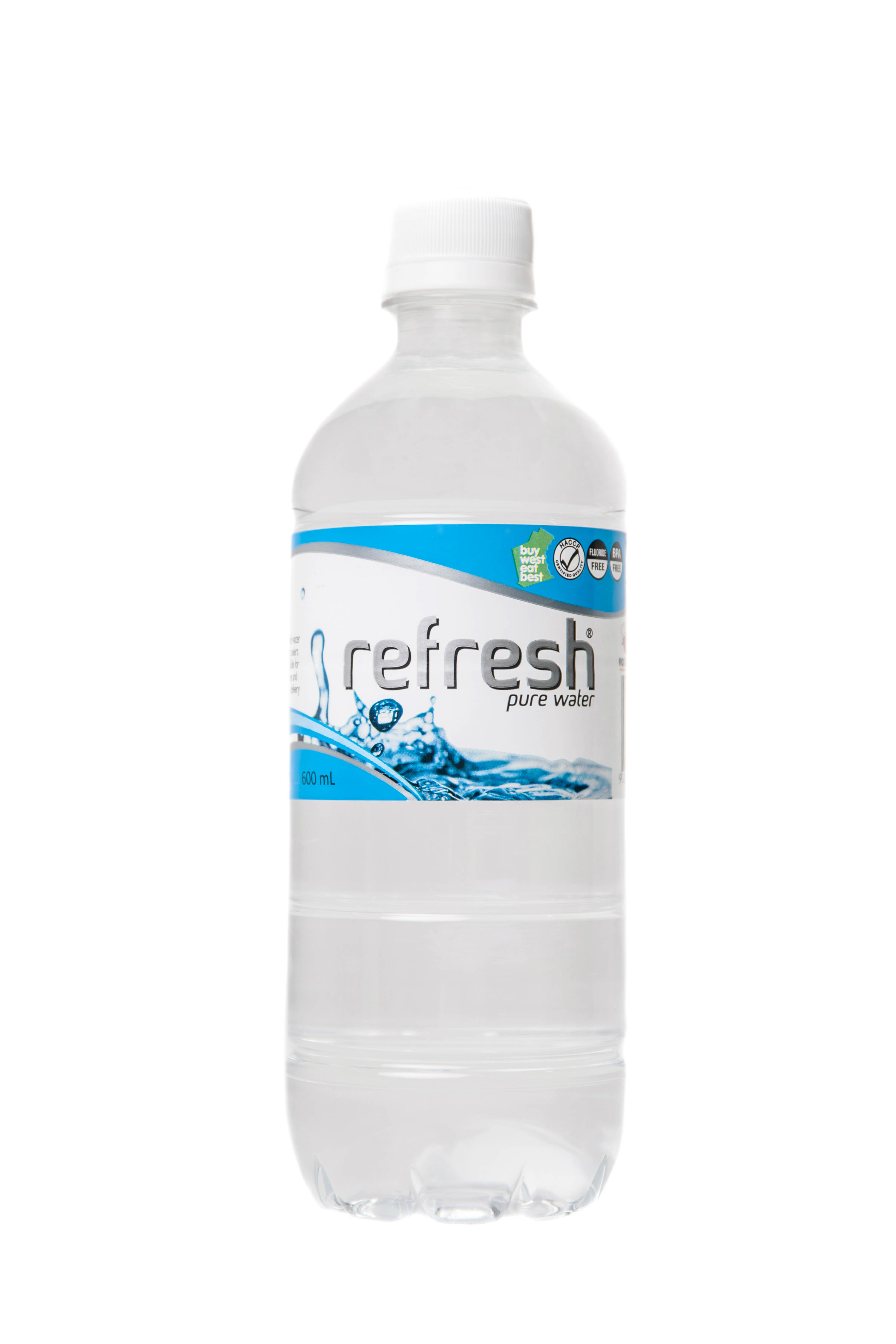 Refresh 600ml hr